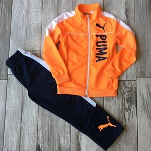 Puma Youth Track Suit
